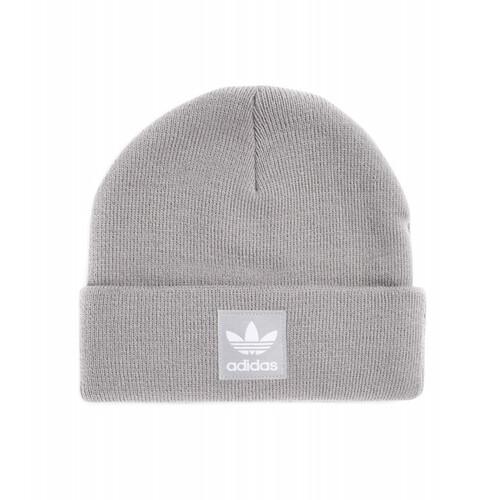 na stopach zdjęcia wyprzedaż ze zniżką amazonka czapka zimowa adidas Logo Beanie BR2609