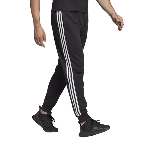 spodnie adidas Essentials 3 Stripes Tapered Pant DU0468 (7).jpg