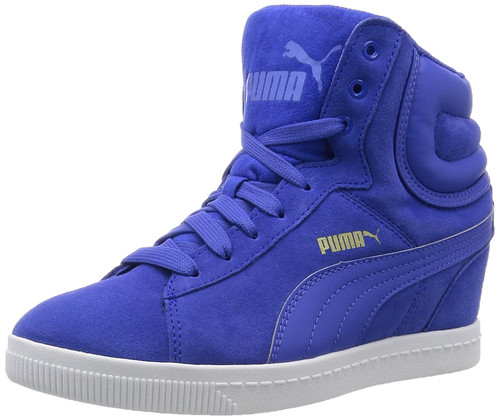 buty Puma Vikki Wedge 357246 07