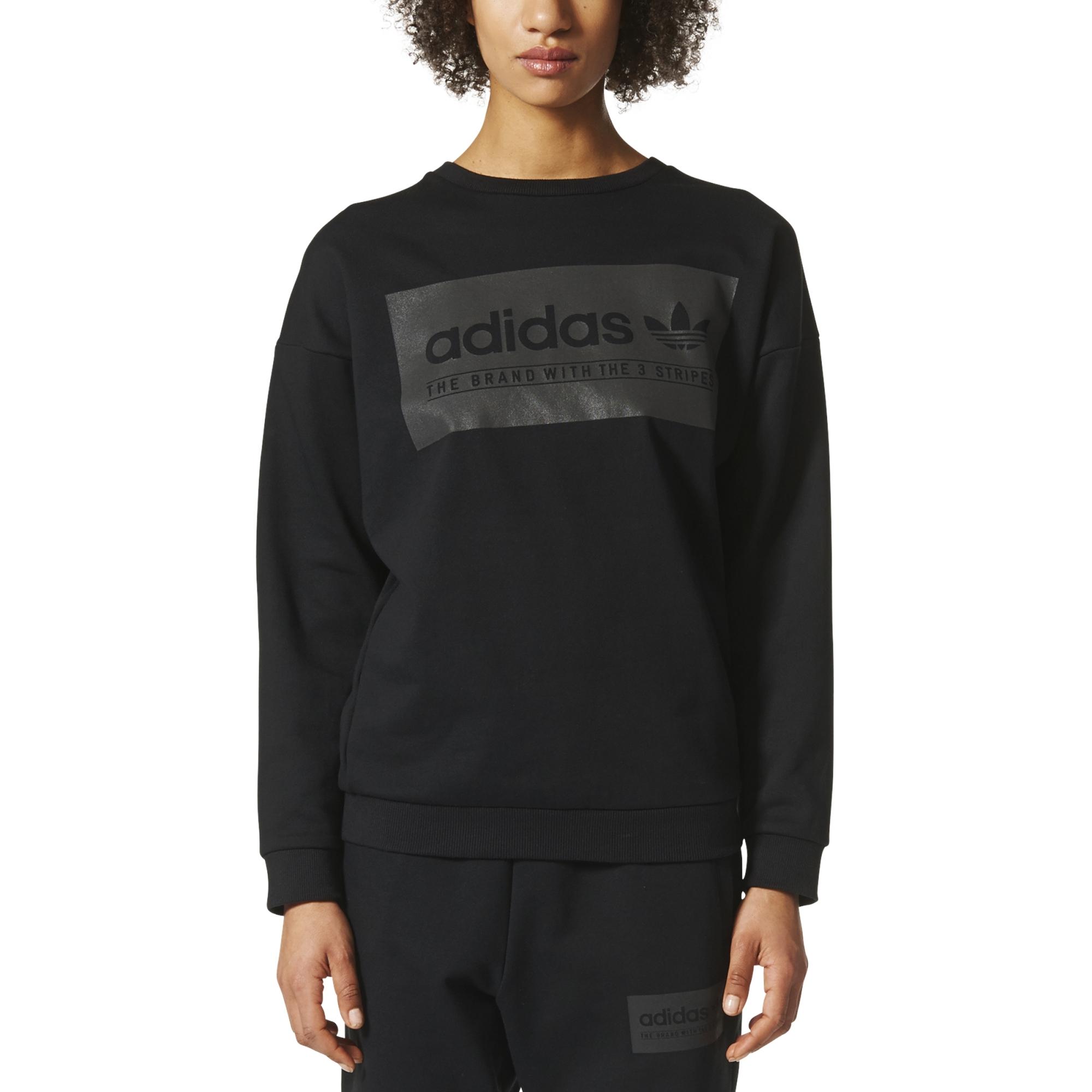 bluza adidas crew sweater