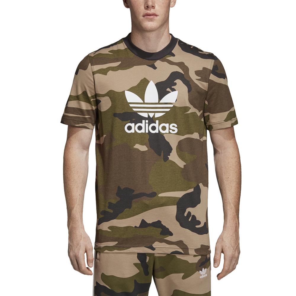 koszulka adidas Originals Camouflage Trefoil DV2060