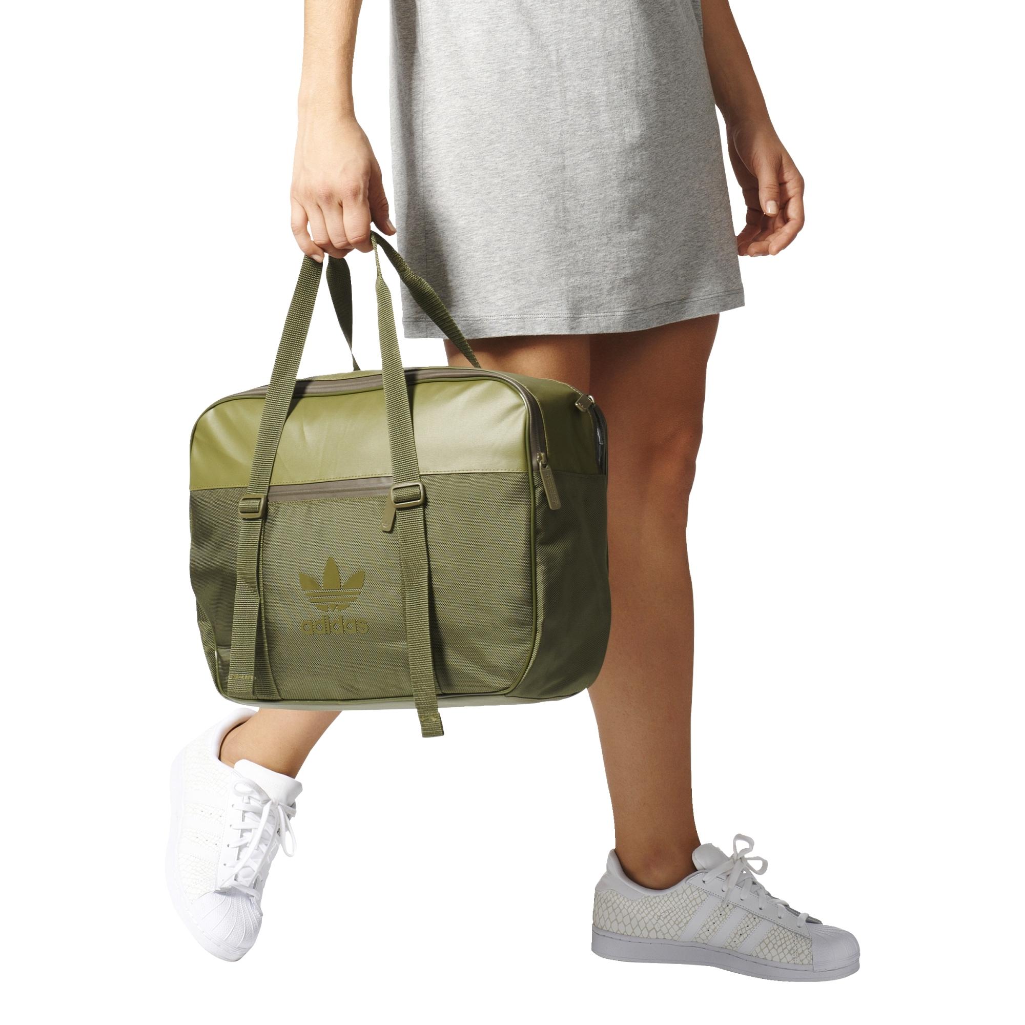 7a7e623084052 ... torba adidas Airliner Sport Bag BK6739