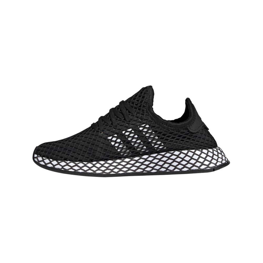 Sneakersy czarne Adidas Deerupt Runner J CG6840