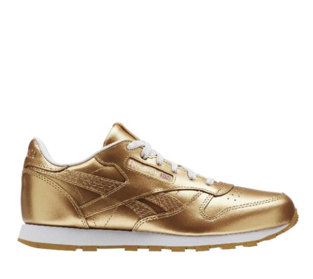 a8168390ed1 buty Reebok Classic Leather Metallic Złoty BS8944