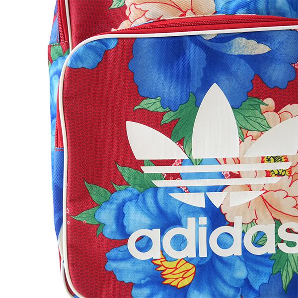 d83e6847143ee plecak w kwiaty adidas Originals Classic Backpack BK7035 || timsport ...