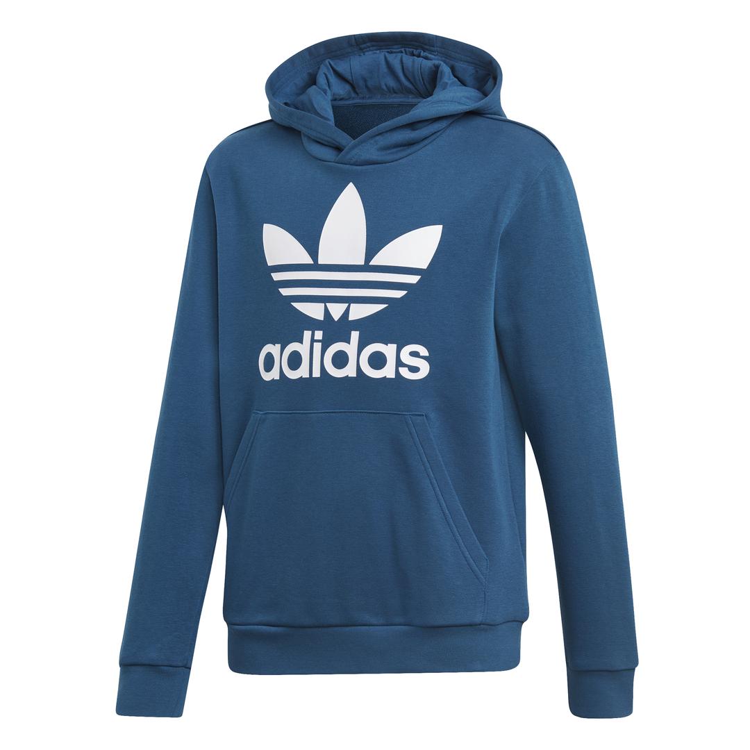 bluza adidas Junior Trefoil Hoodie DV2871