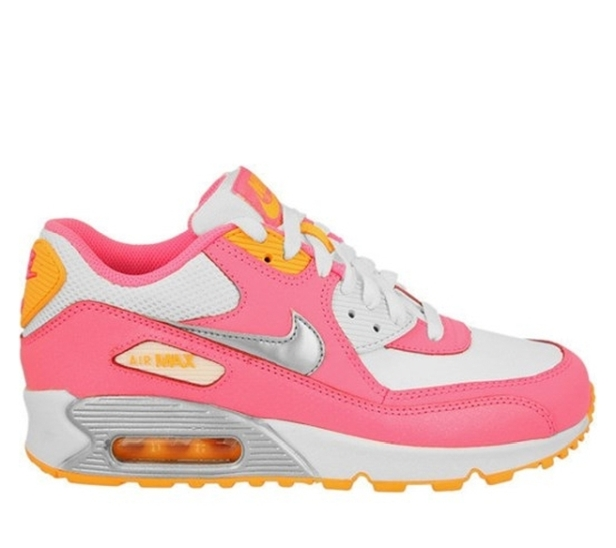 Nike Air Max 90 2007 (Gs) 345017 120