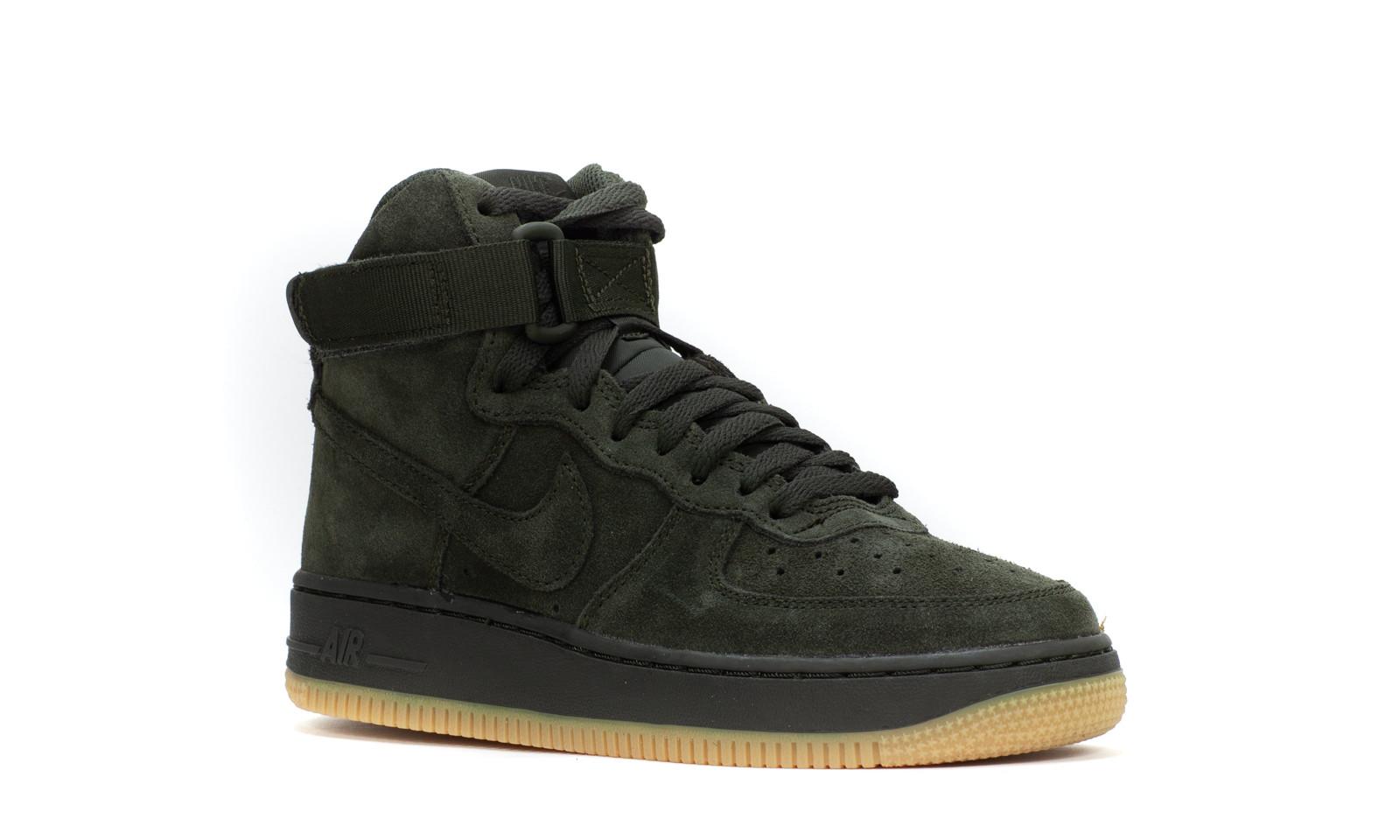 huge discount 9d79b b6a0e Nike Air Force 1 High LV8 (GS) 807617 300 || timsport.pl - dodatkowe ...