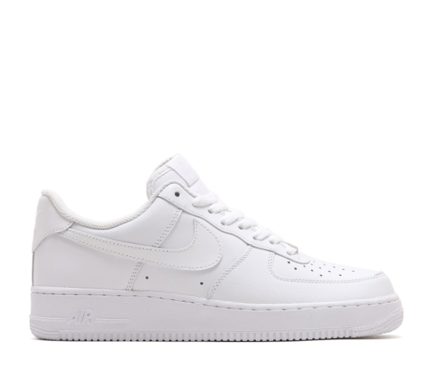Nike Air Force 1 Low 07 All White 315122 111