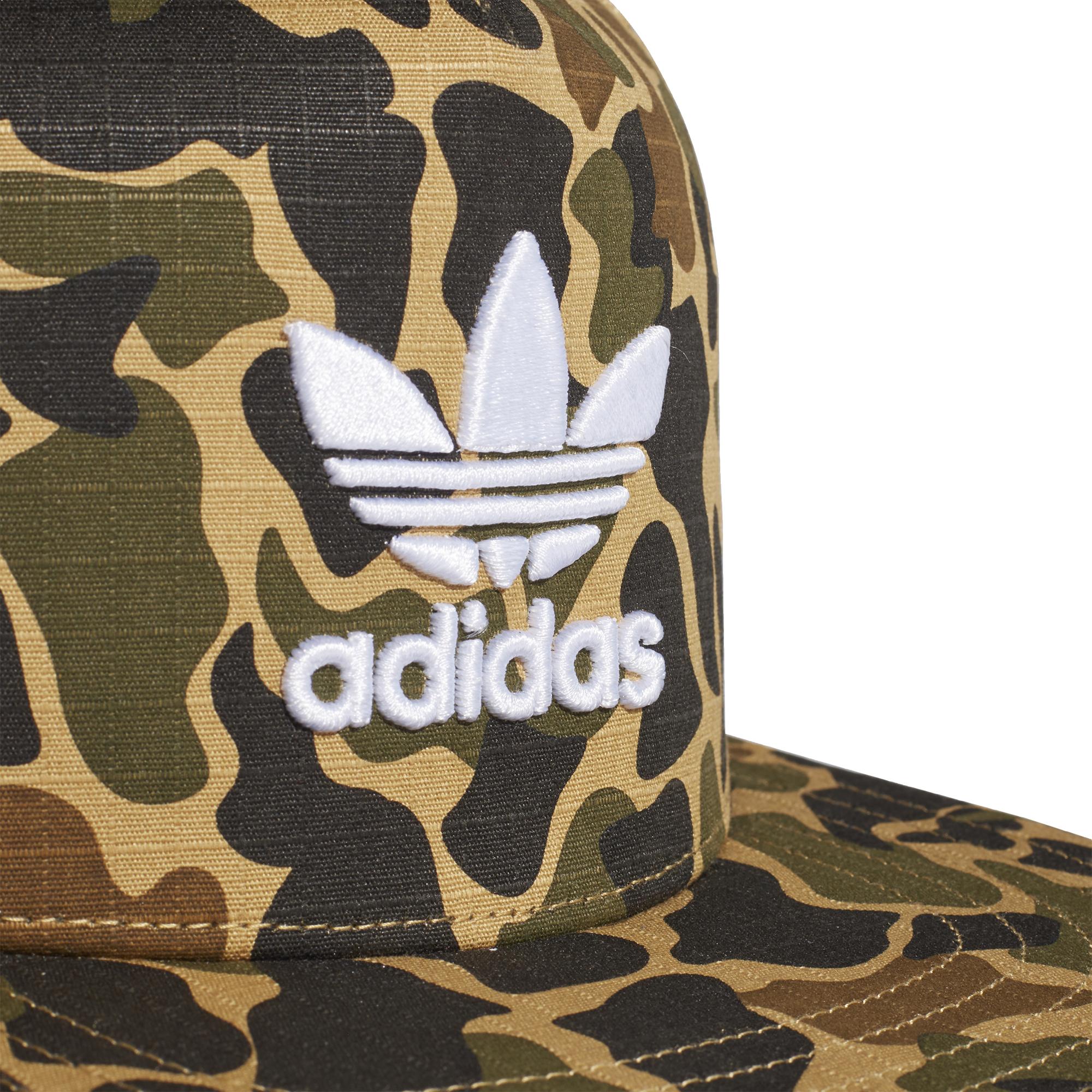 czapka z daszkiem adidas Originals Camouflage Trucker CE4869