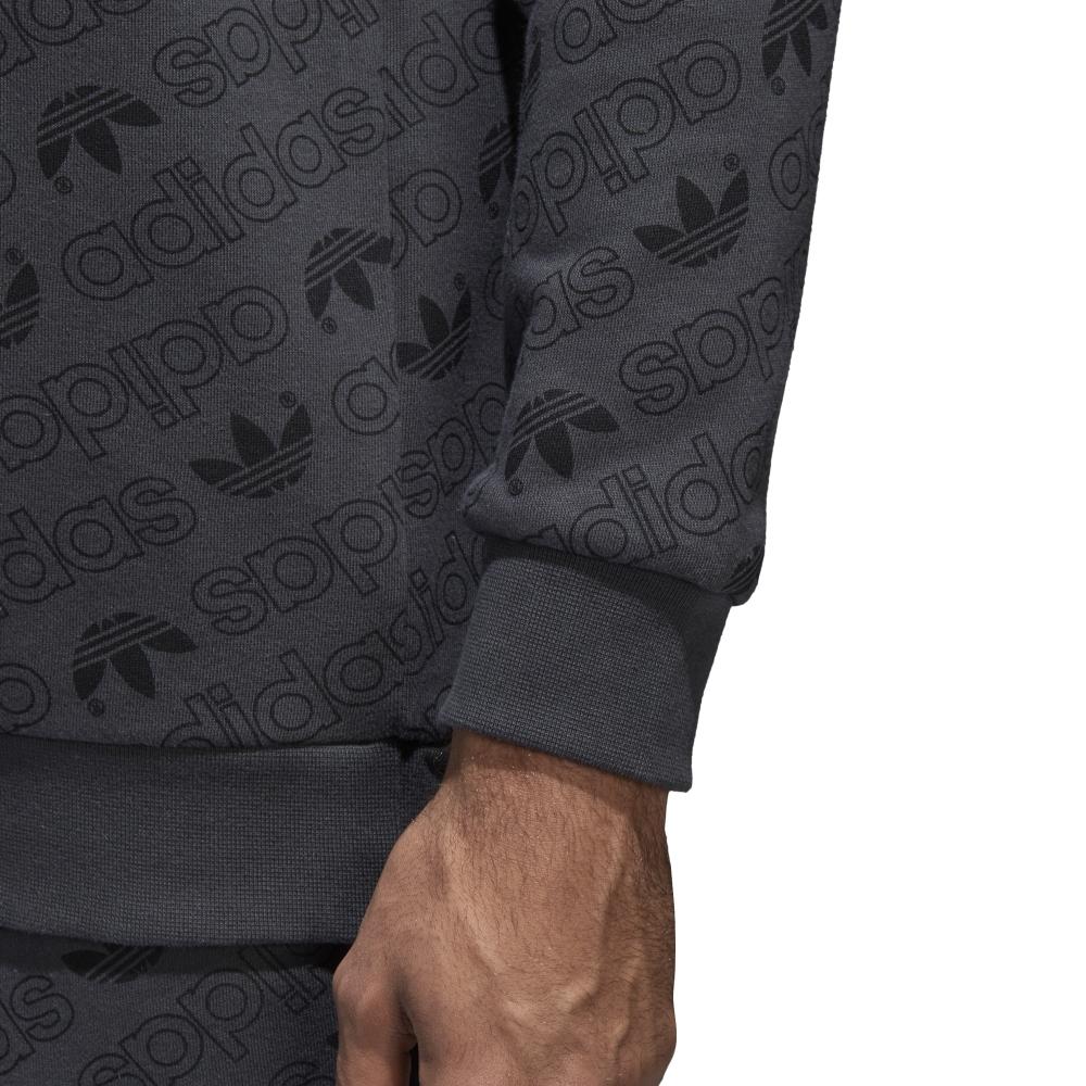bluza adidas AOP Crew Monogram CV8599
