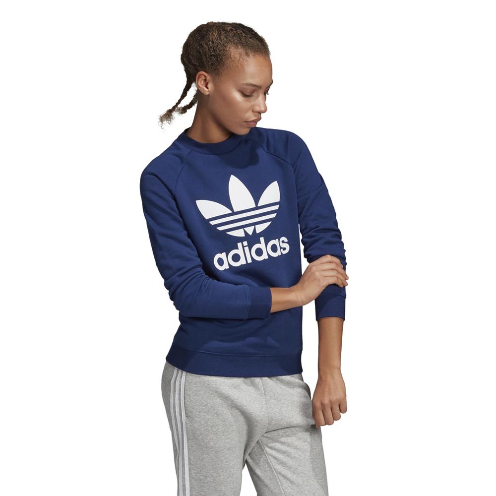 bluza adidas Trefoil Crew Sweatshirt DV2625