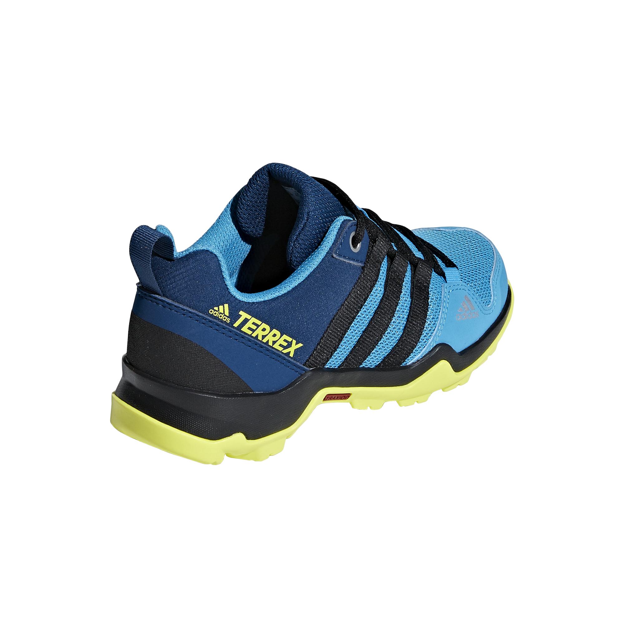 Buty sportowe męskie Adidas terrex niebieskie z tworzywa