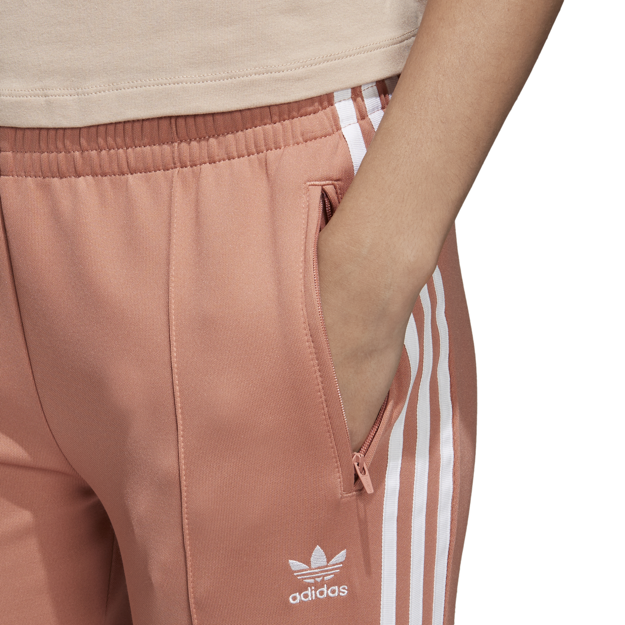 ekskluzywny asortyment fabrycznie autentyczne na stopach zdjęcia spodnie adidas Originals SST CE2406