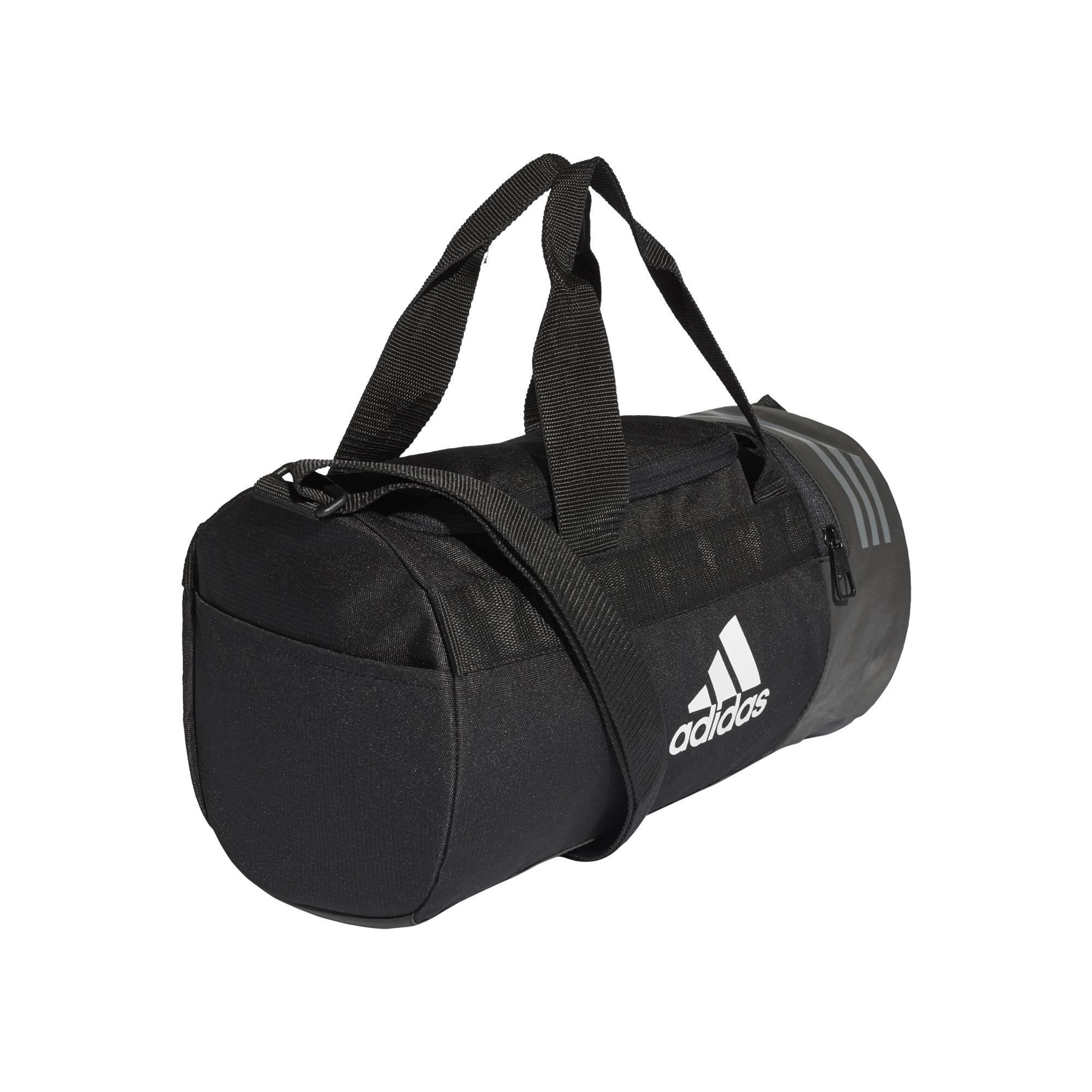 kolejna szansa bardzo popularny świeże style torba adidas Convertible 3-Stripes Duffel XS CG1531