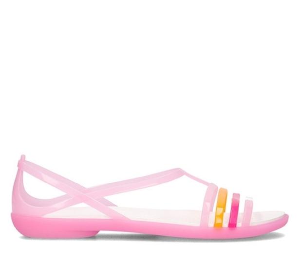 1a318b6fb8f sandały Crocs Isabella Sandal W Carnation 202465-6N6 ...