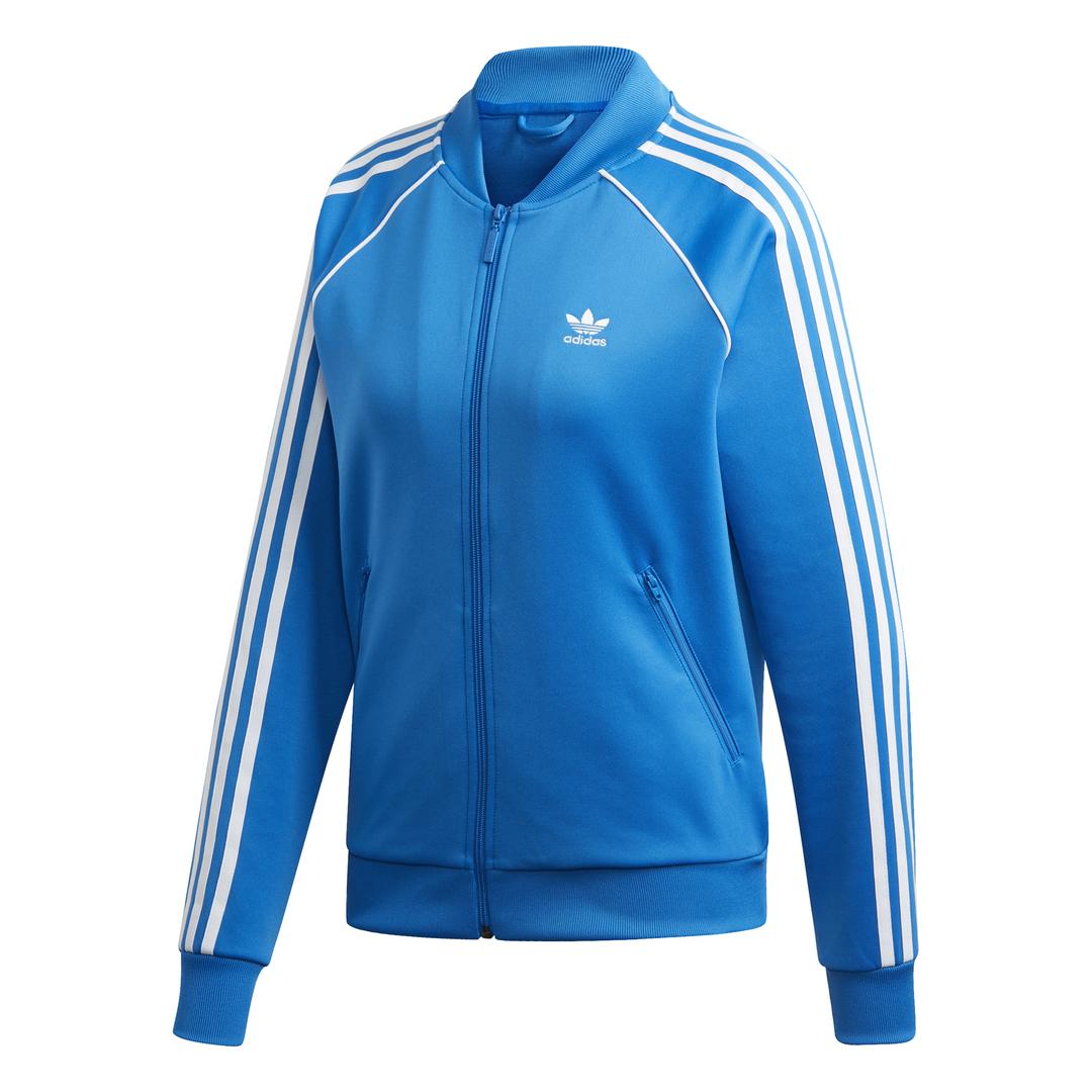 świeże style na wyprzedaży sklep w Wielkiej Brytanii bluza adidas dresowa SST ED7587