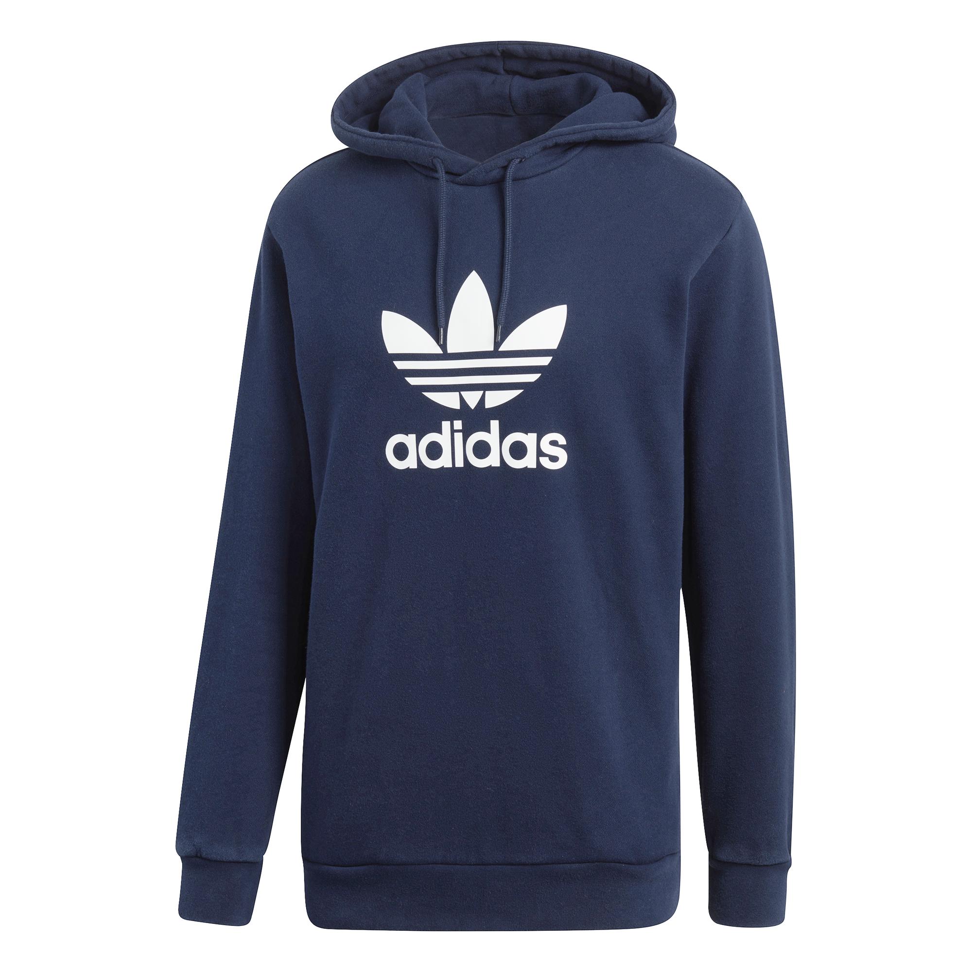 bluza adidas treofil dn6013 granatowy 239 99 zł