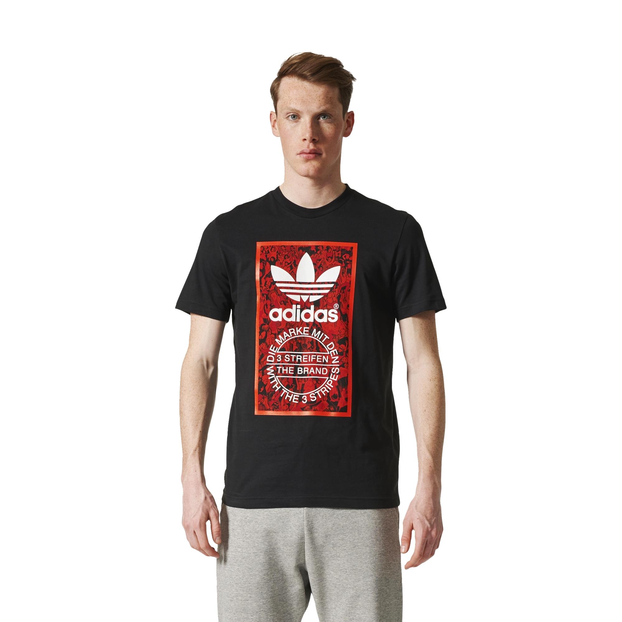 koszulka adidas Tongue Label Tee BS3310