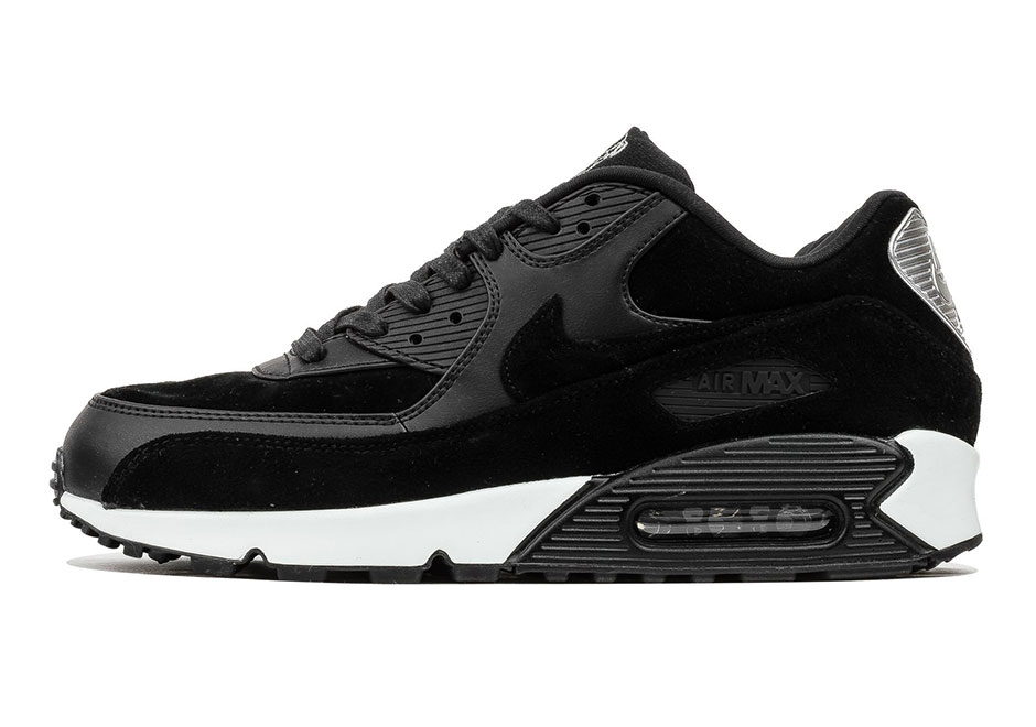 buty Nike Air Max 90 Premium Rebel Skulls 700155 009