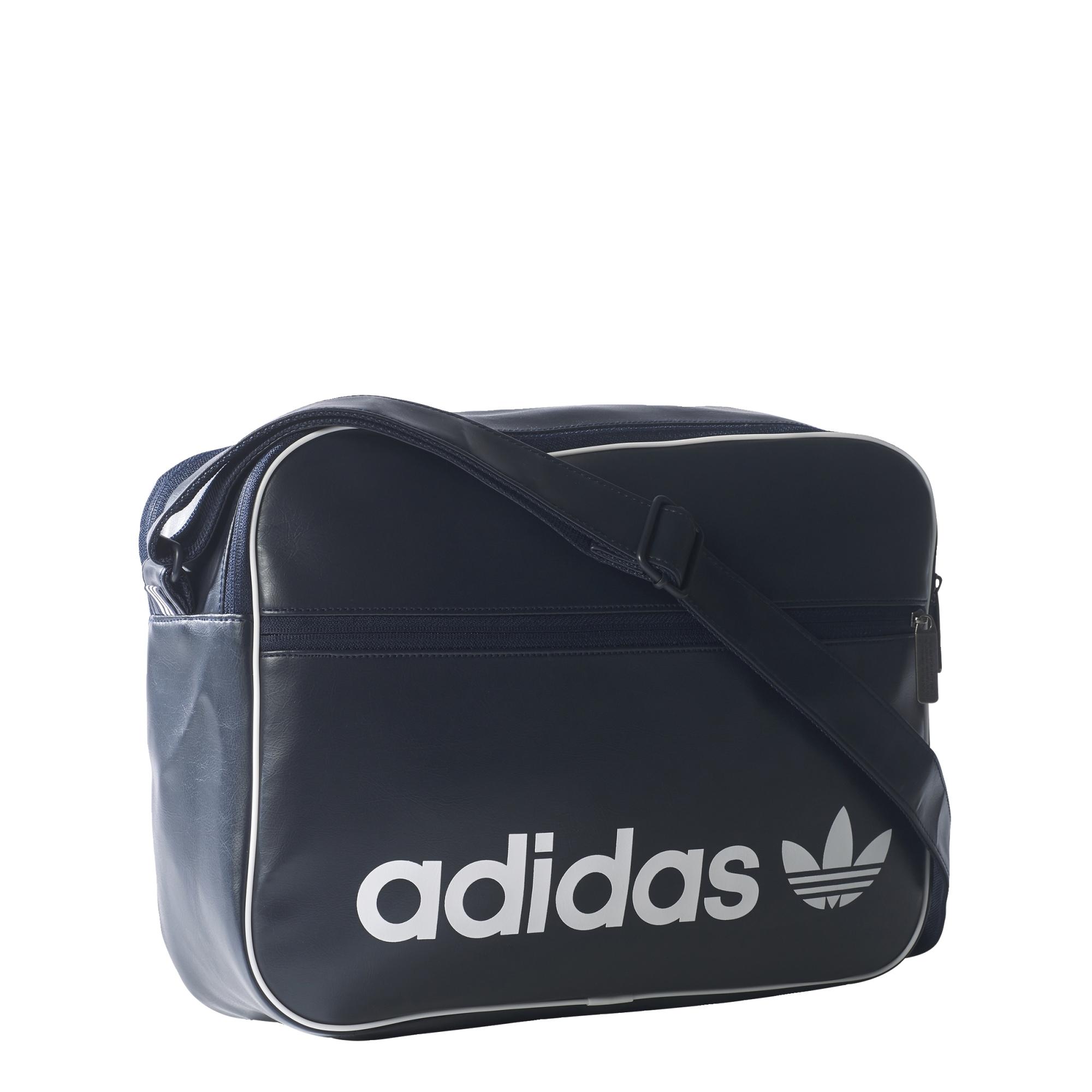 120bdc8145dbe torba sportowa na laptop podręczna adidas Airliner Vintage BQ1480