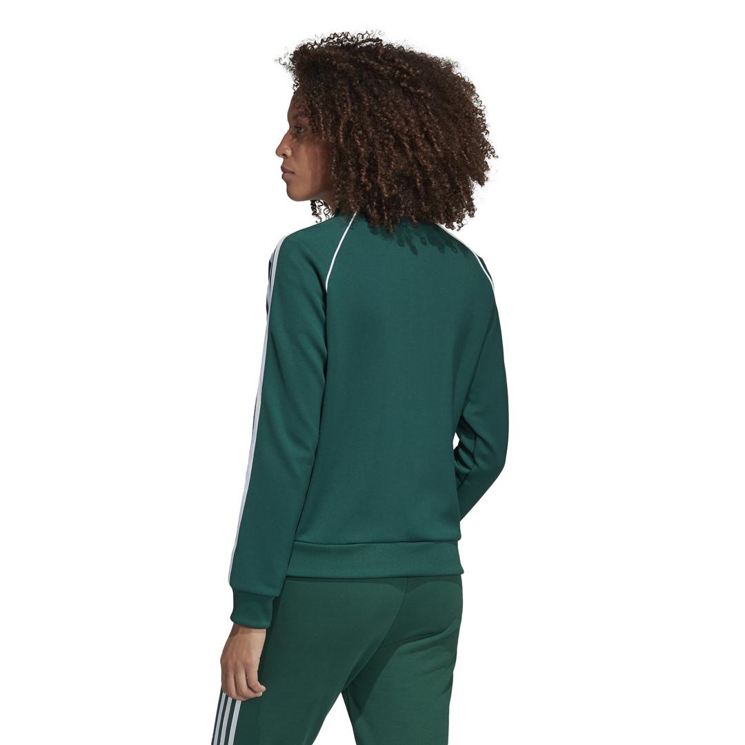 bluza adidas sst tt green