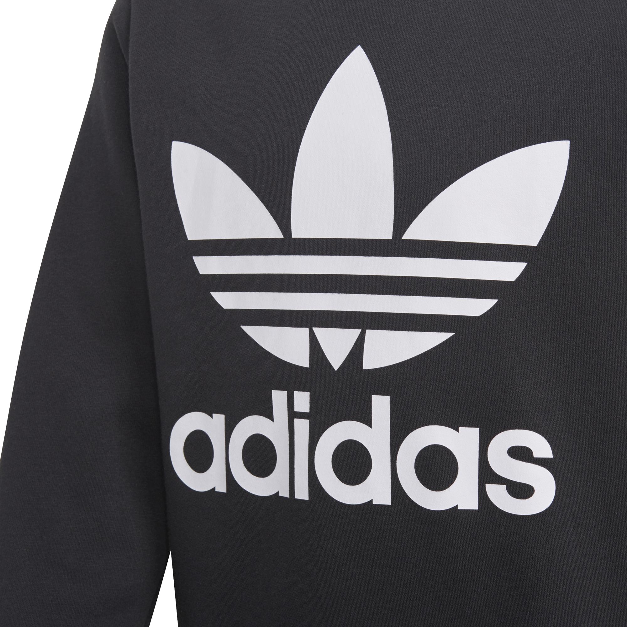 bluza adidas Originals Fleece Crew Junior DH2705
