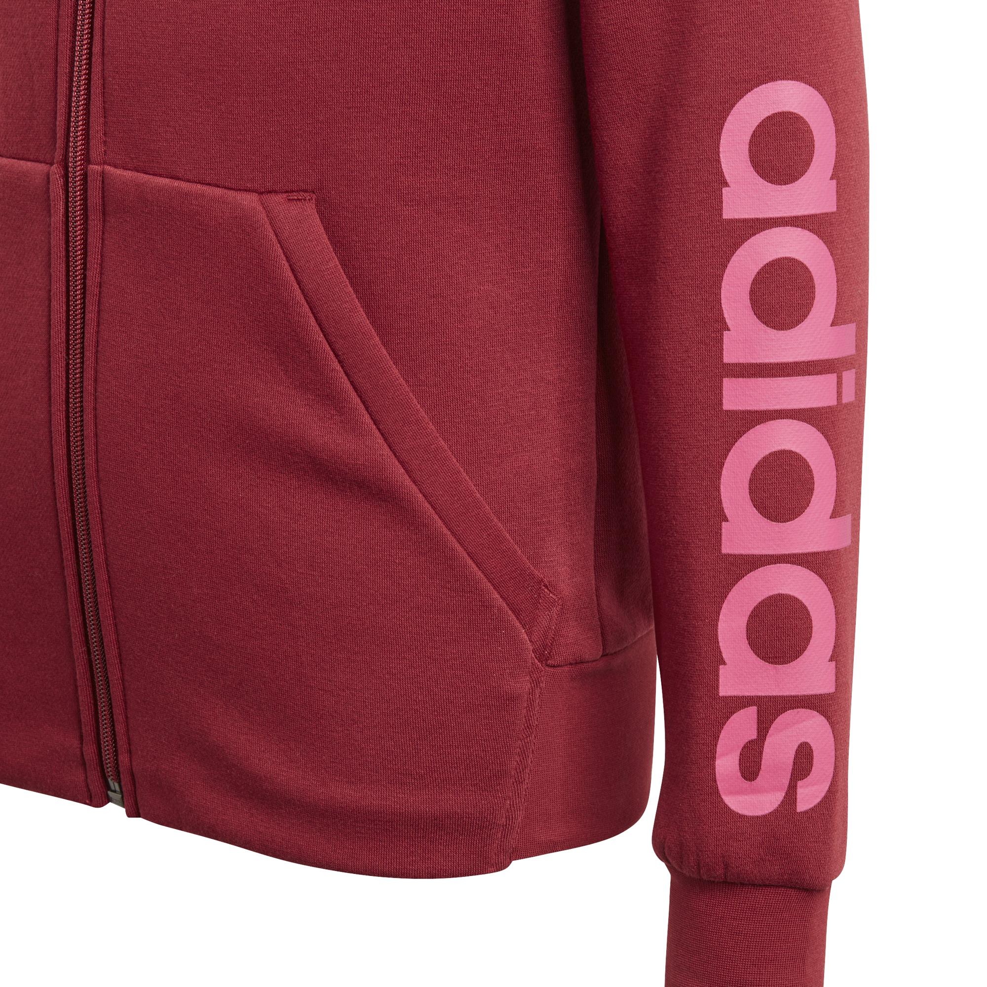 bluza adidas Essentials 3 Stripes Mid Hoodie DJ1341