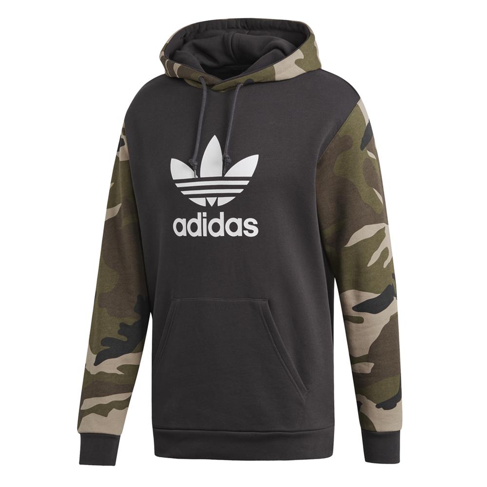 Adidas Bluzy dresoweBluza z kapturem Essentials Camo Hoodie