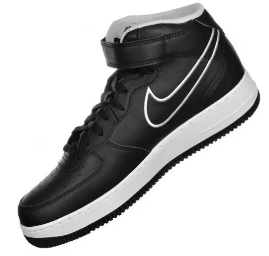 closer at shopping great fit Nike Air Force 1 MID 07 LTHR AQ8650 001