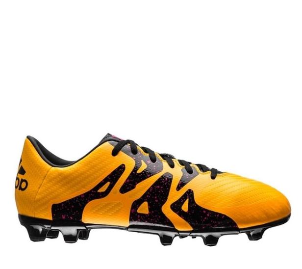 Buty piłkarskie adidas x 15.3 fgag jr s74637