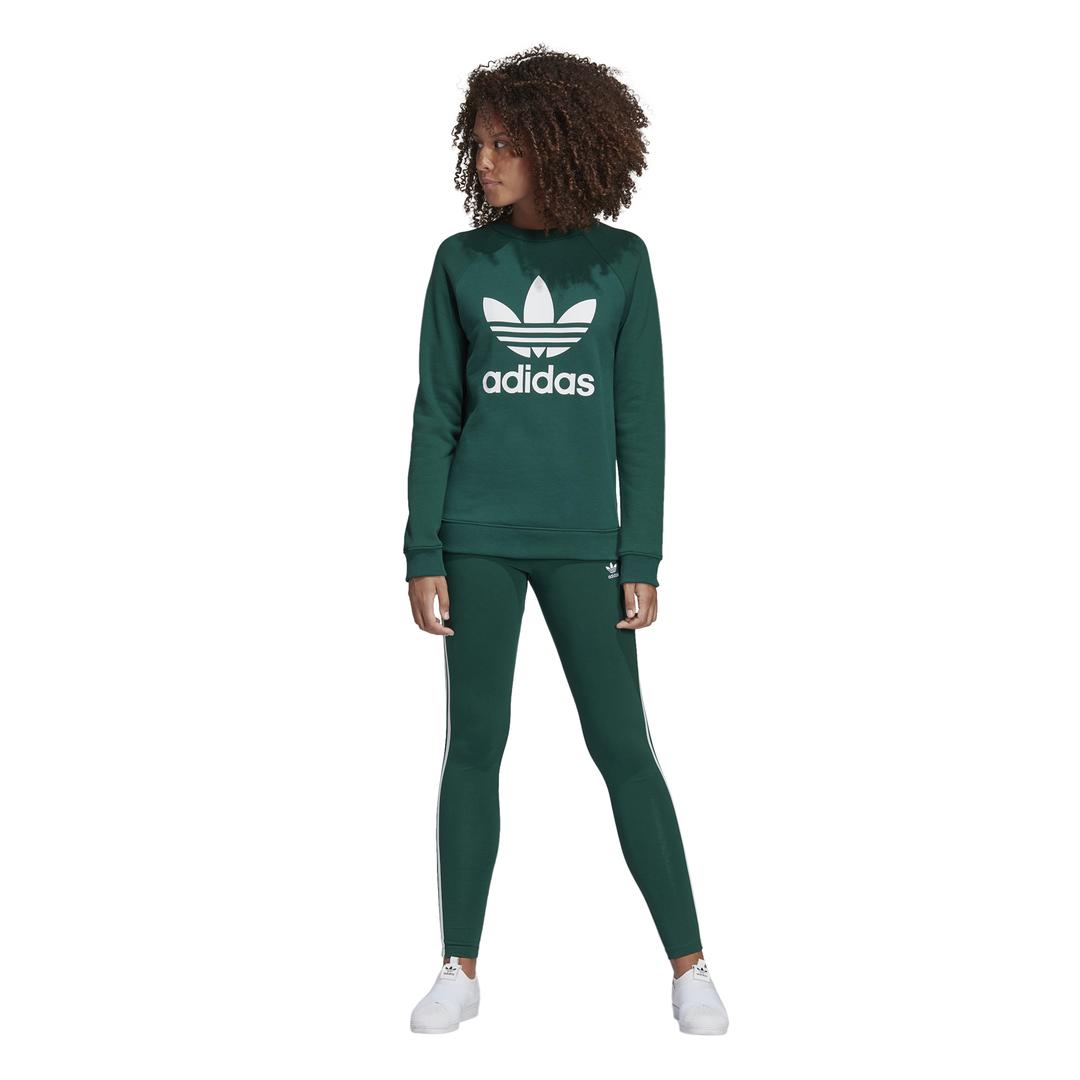 cc5c1a1ecfdf6 ... bluza adidas Trefoil Crew Sweatshirt DV2623 ...