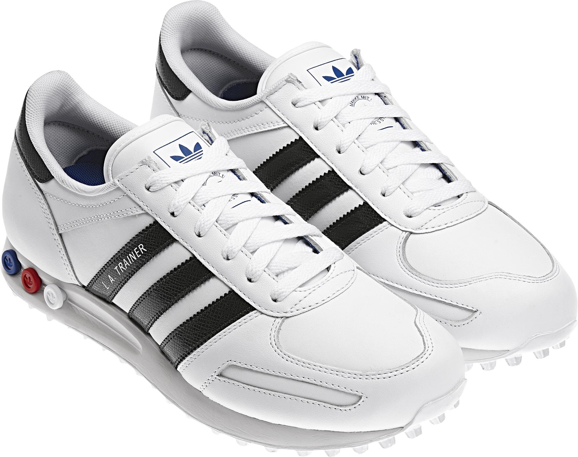 buty adidas la trainer damskie