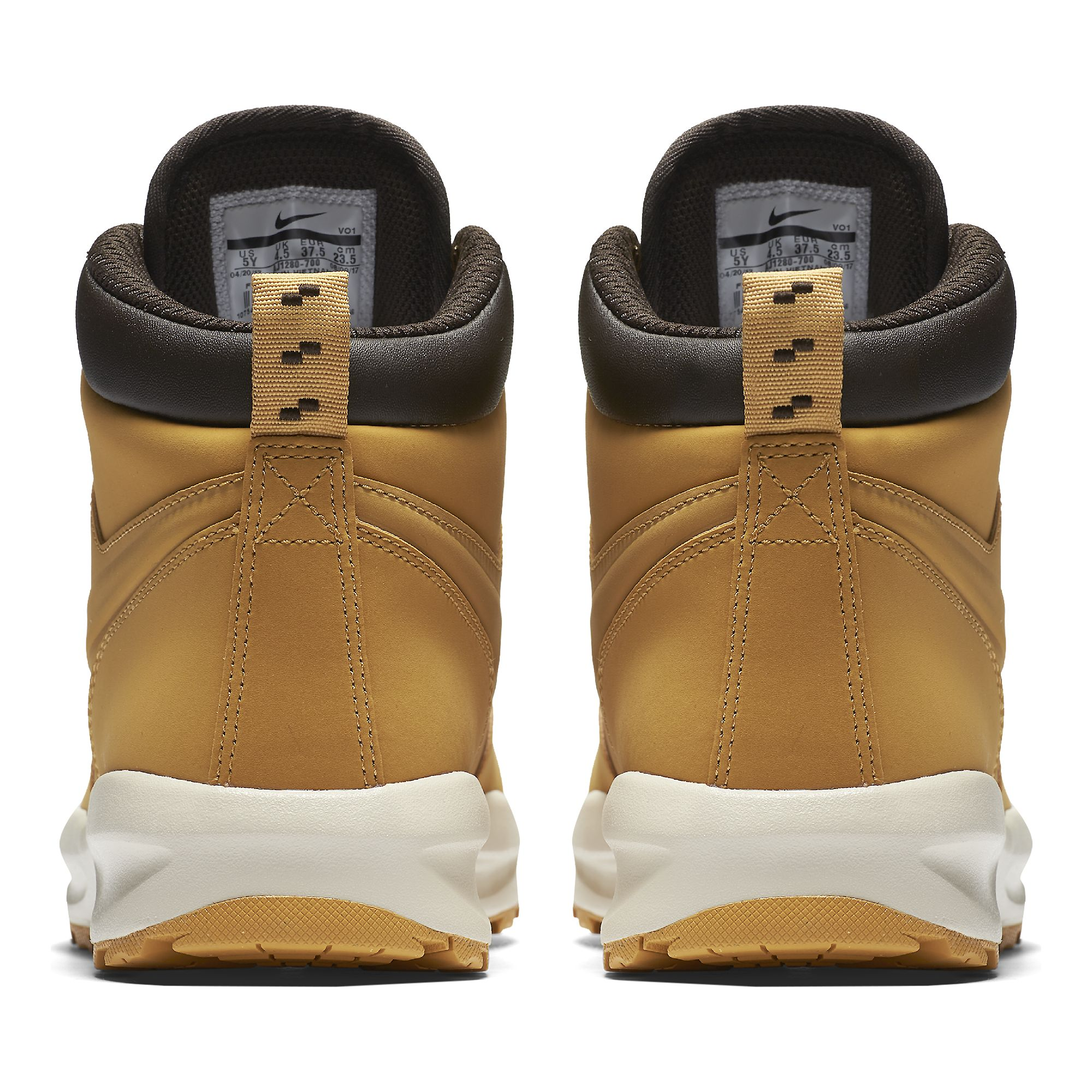 sports shoes a005b 1b2fb ... buty Nike Manoa Leather Gs AJ1280 700 ...