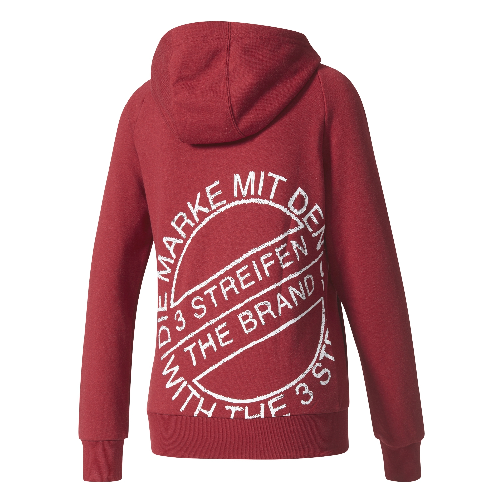 17008fac bluza adidas Originals FZ Hoodie BR6344