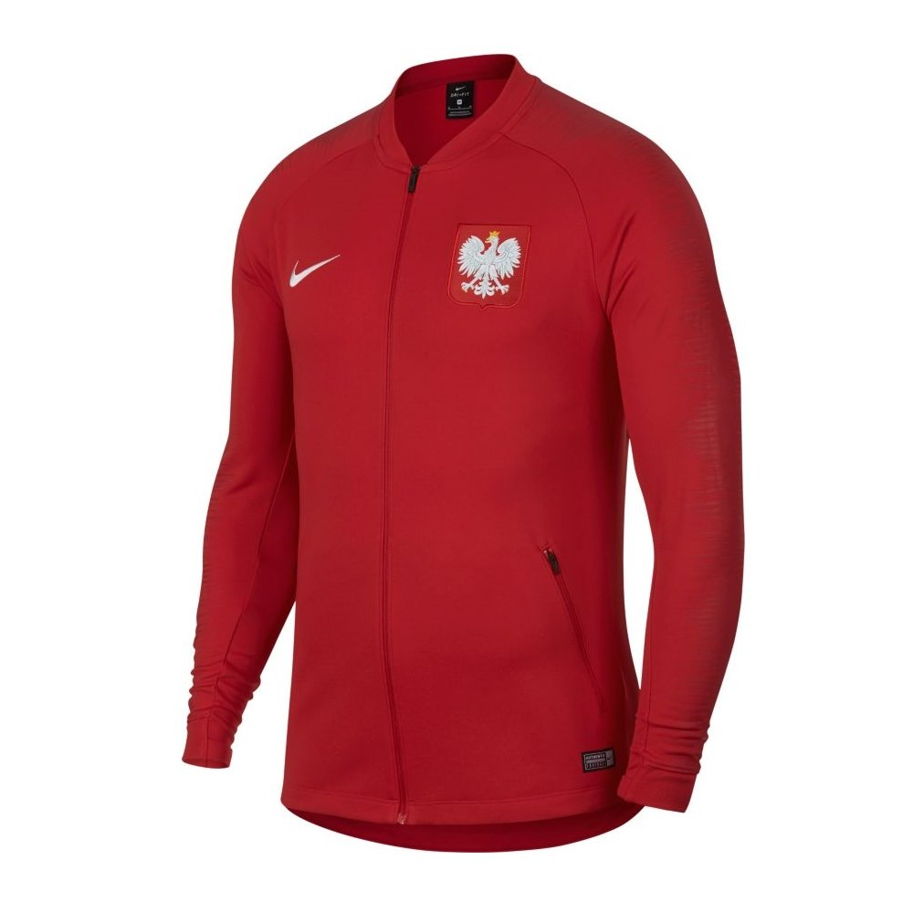 0577bfeeb bluza Nike Poland Football Jacket 893600 611 || timsport.pl ...