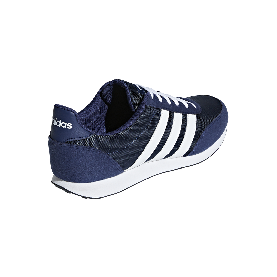 ADIDAS V RACER 2.0 (B75795) Męskie | cena 159,99 PLN, kolor GRANATOWY | Buty lifestyle adidas
