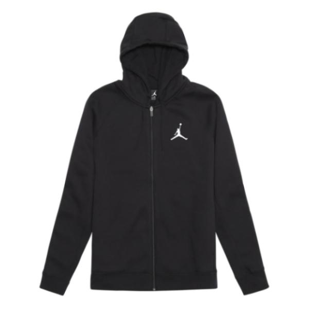 Nike Flight Fleece Pullover Hoodie In Black AH4507 010