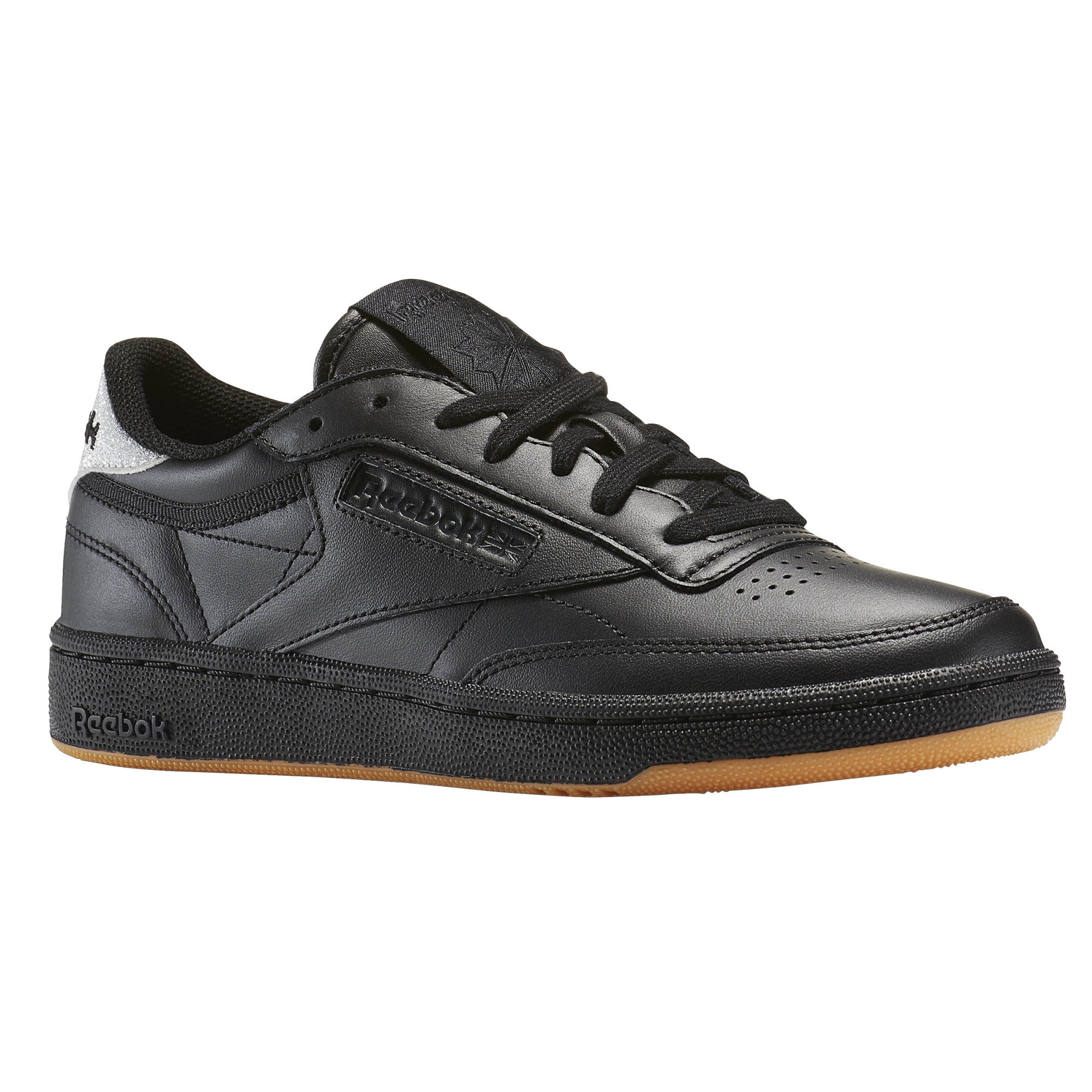75b24e05c61 ... buty Reebok Club C 85 Diamond Black Gum BD4425 ...
