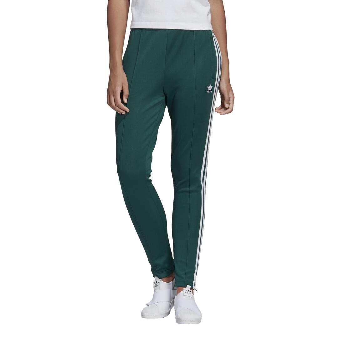 style mody tak tanio różne style spodnie adidas SST DV2637