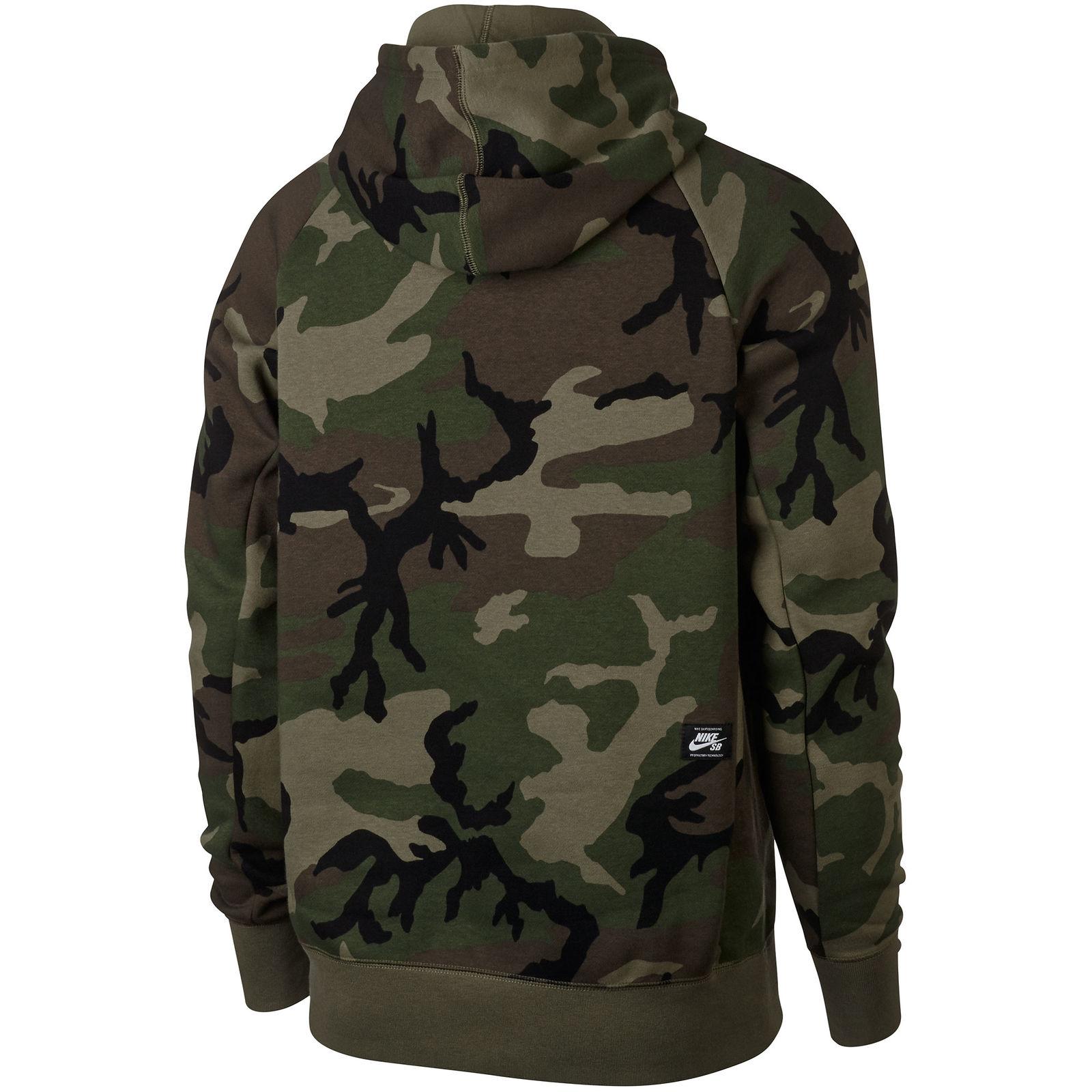 oficjalne zdjęcia gorący produkt Kup online bluza Nike SB Icon PO Hoodie AH5514 222