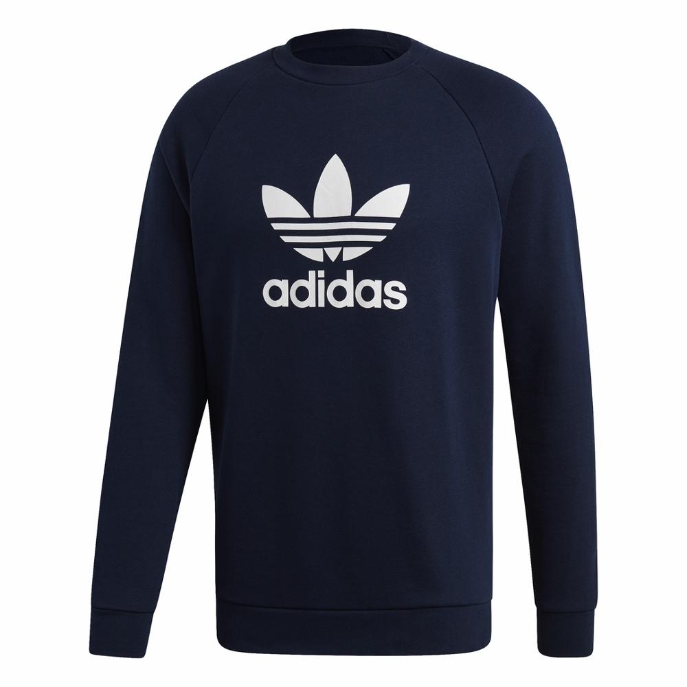 Adidas Originals TREFOIL Bluza royal blue Ceny i opinie