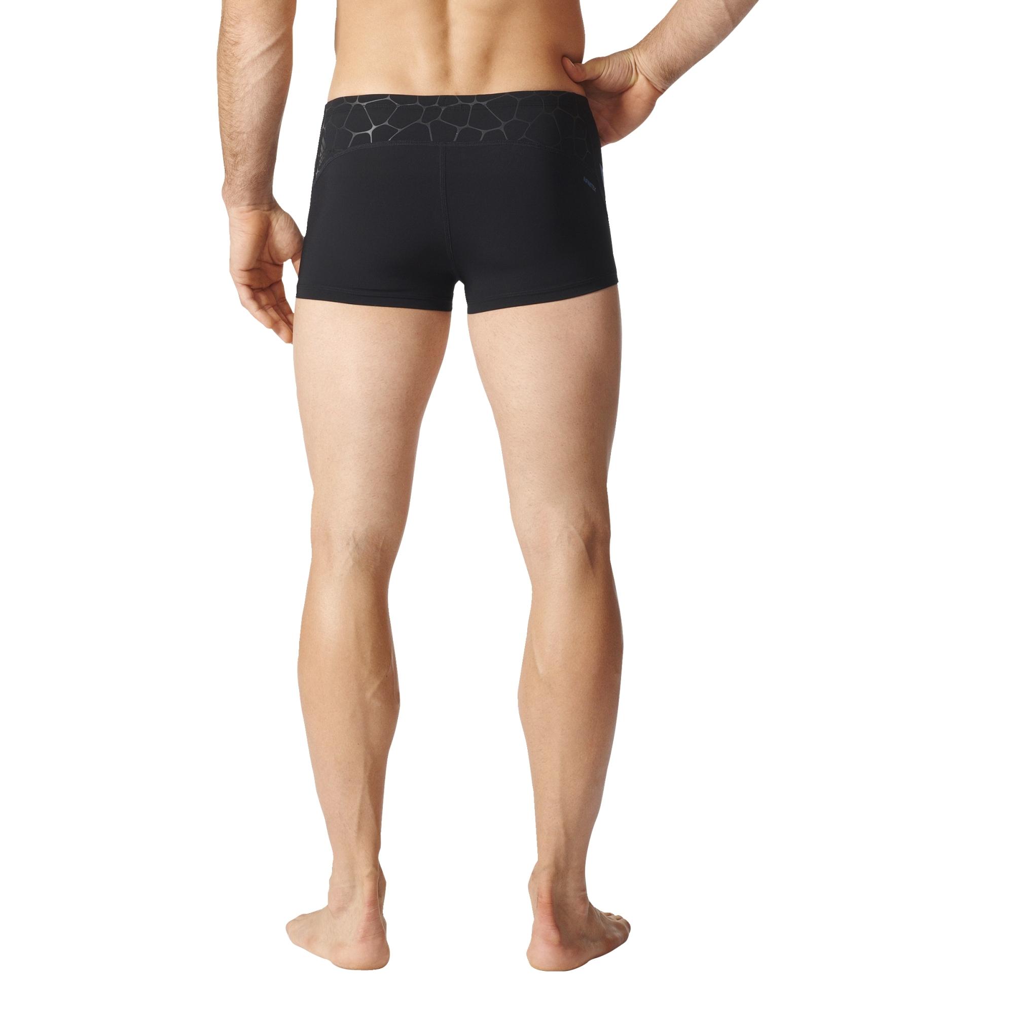 0669193d8fb055 kąpielówki adidas Streamline 3-Stripes Swim Boxers BK3706 timsport.pl