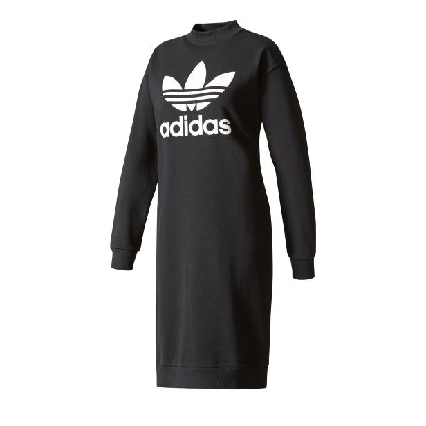 4f83c9bd3 sukienka adidas Trefoil Crew Dress BP9370 || timsport.pl - darmowa ...
