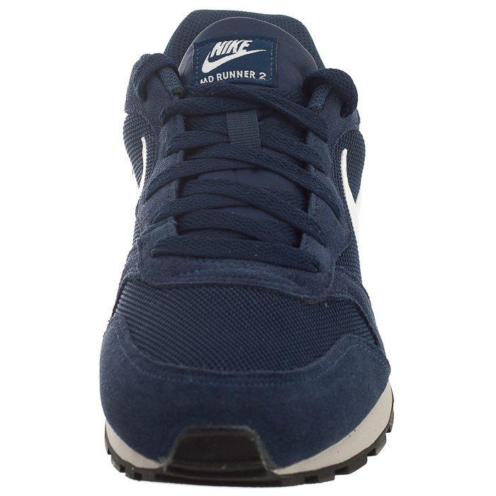 657bf223e9da buty Nike MD Runner II 749794 410 timsport.pl